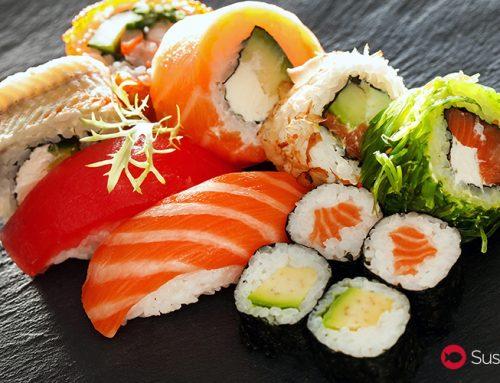 El Omega 3 y el sushi, una fuente de vida.