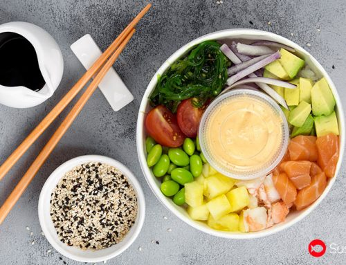 Poke Bowl. Sabor desde Hawaii.