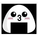 Shy onigiri